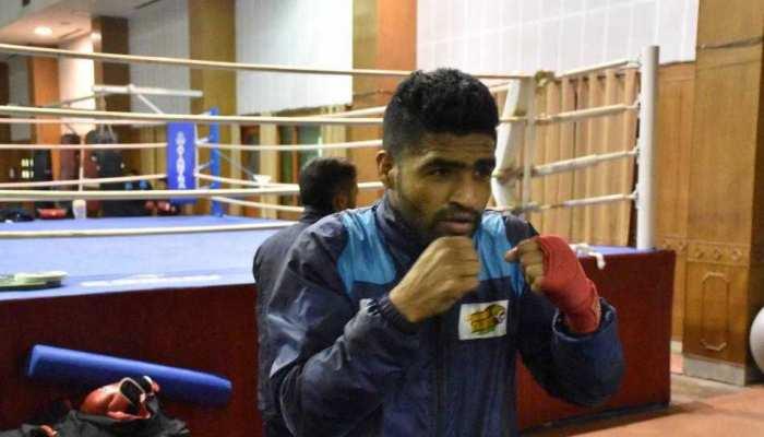 एशियन बॉक्सिंग चैंपियनशिप: राजस्थान पुलिस के बॉक्सर बृजेश यादव भी भारतीय टीम में शामिल