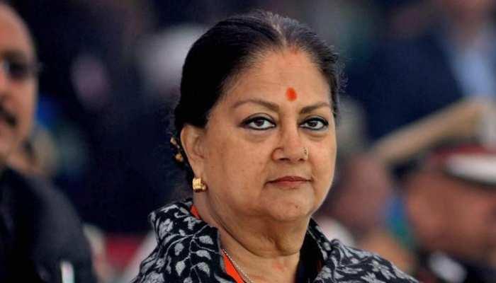 वसुंधरा राजे सिंधिया : 1985 में पहली बार झालावाड़ से बनी थीं विधायक