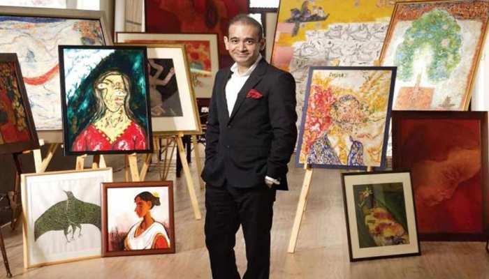ईडी बेचेगा भगोड़े नीरव मोदी की 11 महंगी गाड़ियां और 173 पेंटिंग