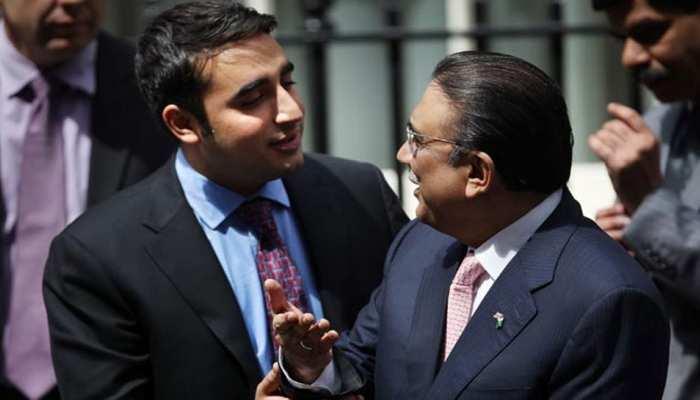 पूर्व राष्ट्रपति जरदारी व बिलावल भुट्टो एनएबी के सामने हुए पेश, परवेज मुशर्रफ को बताया- तानाशाह