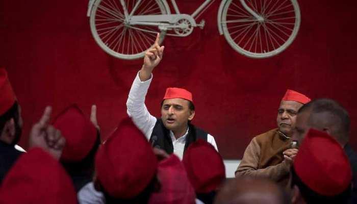 अखिलेश ने साधा BJP पर निशाना, कहा- 'खुद को सेना समझना बंद करे मोदी सरकार'