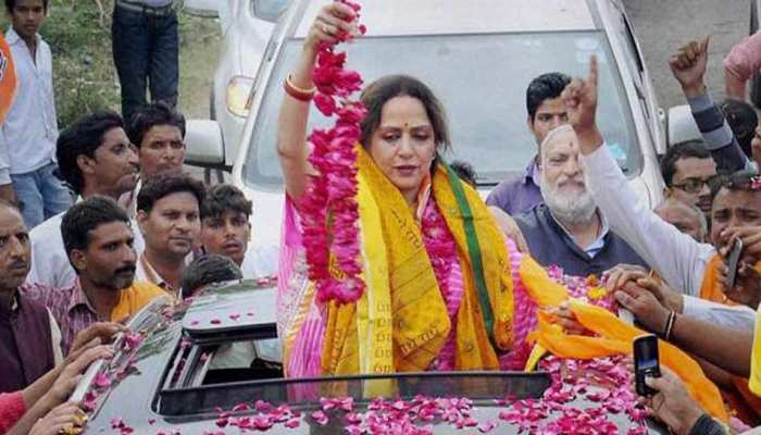 लोकसभा चुनाव: 25 मार्च को मथुरा से पर्चा भरेंगी 'ड्रीम गर्ल', BJP ने दूसरी बार जताया है भरोसा