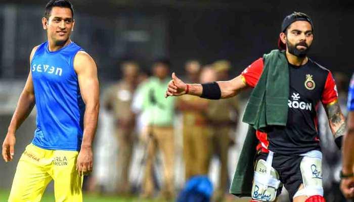 IPL 2019: धोनी ने जीता पहले मैच का टॉस, विराट को अपने 11 खिलाड़ी ही याद नहीं...