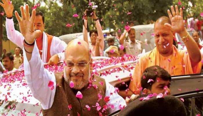 यूपी में आज से BJP करेगी प्रचार का आगाज, अमित शाह आगरा में तो योगी सहारनपुर में करेंगे रैली