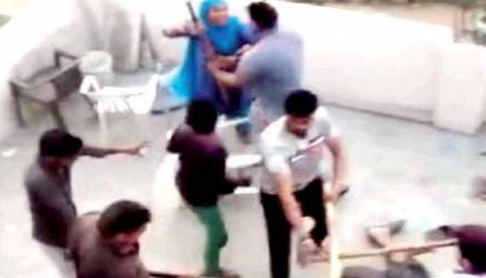 गुरुग्राम में मुस्लिम परिवार पर हमले के बाद इलाके में तनाव, 6 आरोपी गिरफ्तार