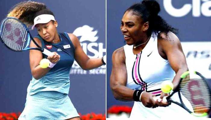 Miami Open: सेरेना हटीं, नंबर-1 ओसाका हारीं, फेडरर को भी जीतने में आया पसीना