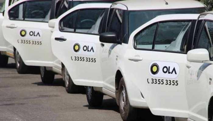 कर्नाटक सरकार ने ओला कैब से प्रतिबंध हटाया