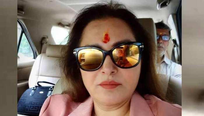 BJP ज्वाइन कर सकती हैं जया प्रदा, रामपुर में आजम खान को दे सकती हैं चुनौती