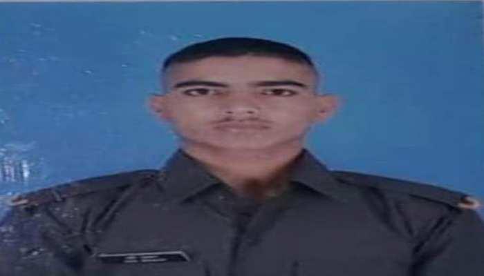 राजस्थान: शहीद हरिराम का नागौर में सैनिक सम्मान के साथ हुआ अंतिम संस्कार
