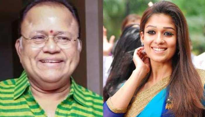 एक्टर राधा रवि ने नयनतारा के खिलाफ की अपमानजनक टिप्पणी, DMK ने किया अस्थाई रूप से निलंबित