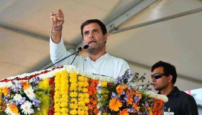 राहुल गांधी आज राजस्थान में करेंगे आम चुनाव का शंखनाद, सूरतगढ़ में होगी जनसभा