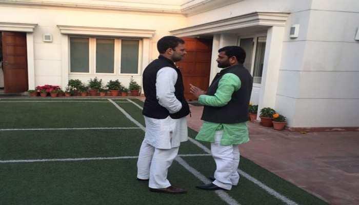 अमेठी में कांग्रेस के लिए मुसीबत बनेंगे सोनिया गांधी के करीबी! राहुल के खिलाफ मैदान में उतरने की तैयारी