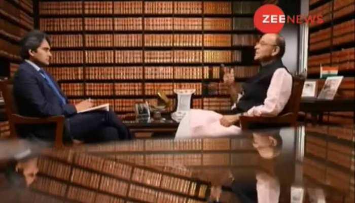 Live Exclusive Interview:  नरेंद्र मोदी की लहर 23 मई को पता चल जाएगी: अरुण जेटली