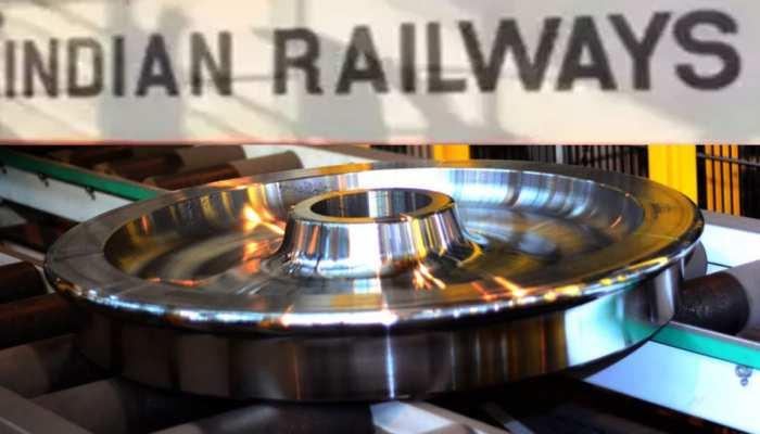 SAIL ने भारतीय रेलवे के हाई स्पीड ट्रेनों के लिए शुरू की LHB व्हील्स की आपूर्ति