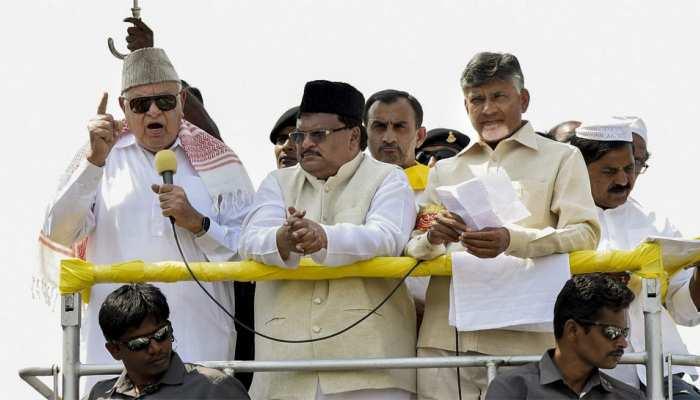 जगन ने कांग्रेस को CM बनाने पर 1500 करोड़ रुपये देने की पेशकश की थी: फारूक अब्दुल्ला