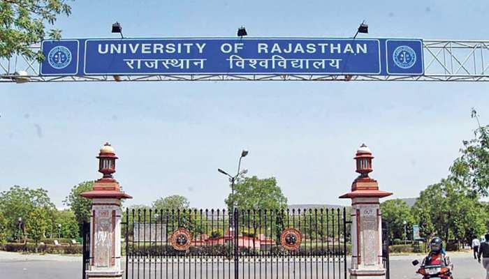 राजस्थान विश्वविद्यालय पर गहराया आर्थिक संकट, वेतन और पेंशन भुगतान के भी नहीं हैं पैसे