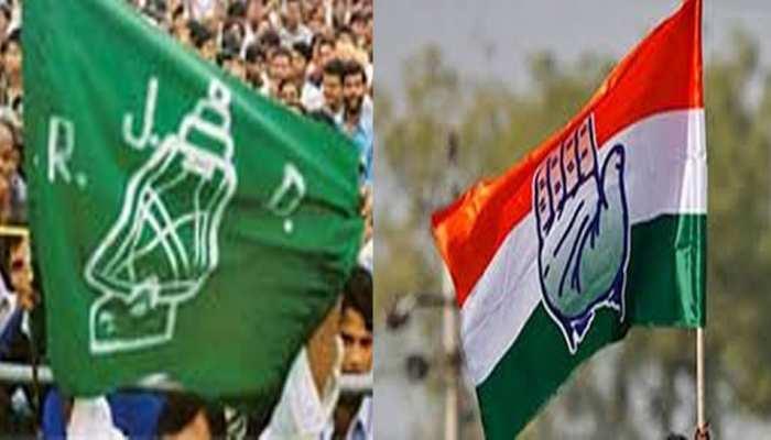 झारखंडः महागठबंधन में कांग्रेस की मुश्किलें फिर बढ़ी, RJD ने पलामू और चतरा सीट पर उतारे उम्मीदवार