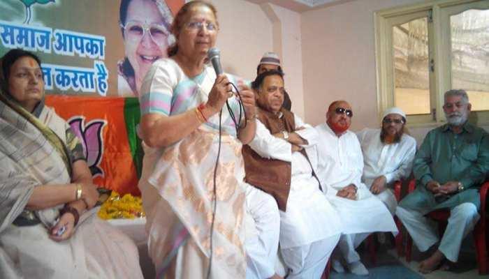 मध्य प्रदेश: प्रदेश अध्यक्ष राकेश सिंह ने दिए सुमित्रा महाजन के टिकट कटने के संकेत