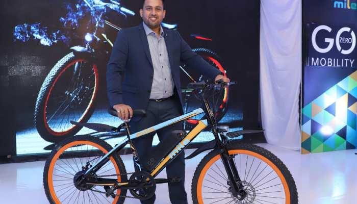 भारत में लॉन्च हुई प्रीमियम इलेक्ट्रिक बाइक, इतनी कम है कीमत