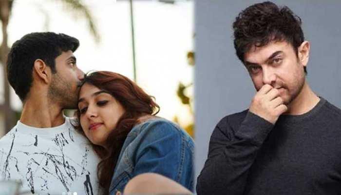 इस नौजवान के प्यार की गिरफ्त में हैं आमिर खान की बेटी इरा! PHOTOS VIRAL