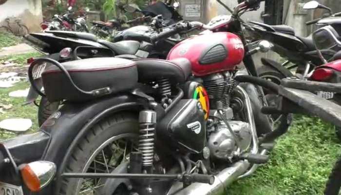 कोलकाता: YOUTUBE देखकर करते थे बाइक चोरी, पुलिस ने 10 आरोपियों को धरा