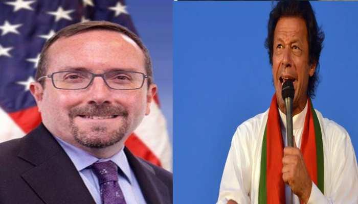अमेरिकी राजदूत ने इमरान को दी सीख, कहा- क्रिकेट का ज्ञान हर समय काम नहीं आता, भड़का पाकिस्तान