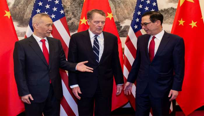 चीन से व्यापारिक रिश्ता मजबूत कर रहा है अमेरिका, बाकि क्षेत्रों में भी मिलेगा साथ!
