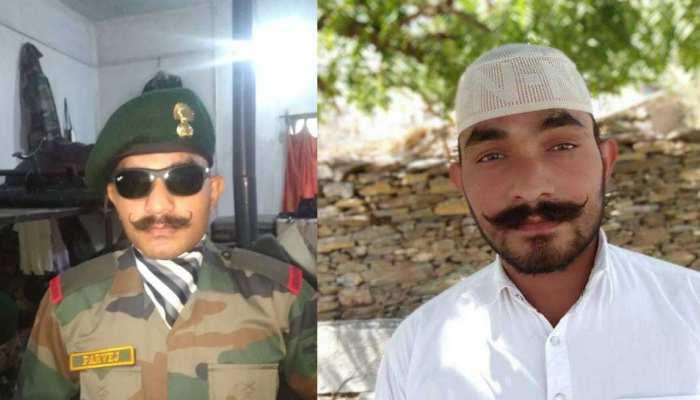 राजस्थान: जवान परवेज काठत उरी बॉर्डर पर पाक हमले में हुए शहीद, आज शेखावास पहुंचेगा शव