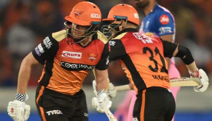 IPL 2019, SRHvRR: हैदराबाद की 5 विकेट से जीत, बेकार गया सैमसन का शतक