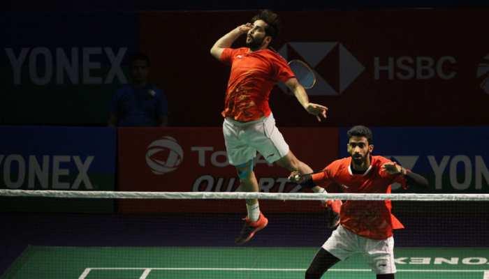 Badminton: इंडिया ओपन के सेमीफाइनल में हारी अत्री-रेड्डी की जोड़ी