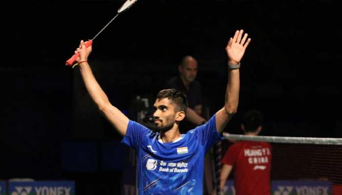 Badminton: इंडिया ओपन के फाइनल में हारे श्रीकांत, डेनमार्क के खिलाड़ी की जीत