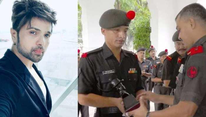 इस आर्मी ऑफिसर की बायोपिक बनाने जा रहे हैं हिमेश रेशमिया, 40 लुटेरों को अकेले दी थी मात
