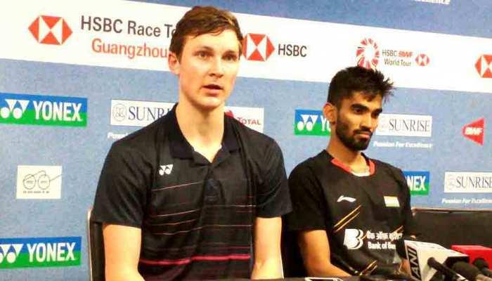 श्रीकांत ने मुझे डेनमार्क आकर हराया था, मैंने उसे इंडिया में हरा दिया, हिसाब बराबर: विक्टर