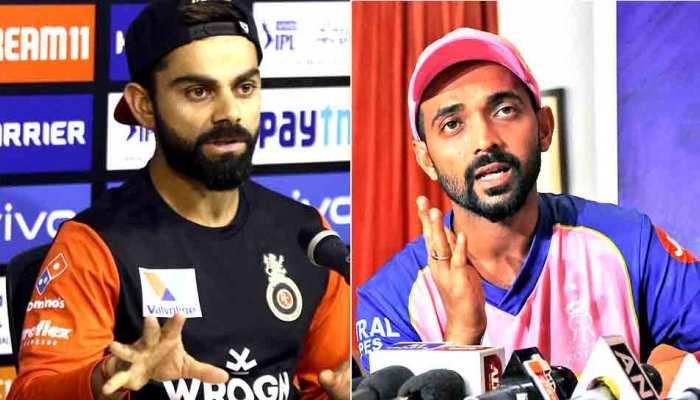 IPL-12: कोहली और रहाणे की टीमों पर मंडराने लगा खिताबी रेस से बाहर होने का खतरा