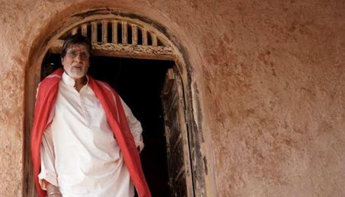 इस वजह से वायरल हो रही है अमिताभ बच्चन की ये PHOTO, ट्विटर पर बयां किया दर्द