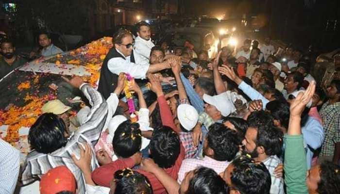 लोकसभा चुनाव: रामपुर में अब चढ़ेगा सियासी पारा, आज नामांकन दाखिल करेंगे आजम खान