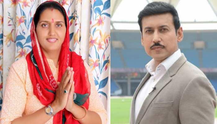 जयपुर ग्रामीण सीट पर कांग्रेस का दांव, राठौड़ और कृष्णा पूनिया के बीच होगा कड़ा मुकाबला