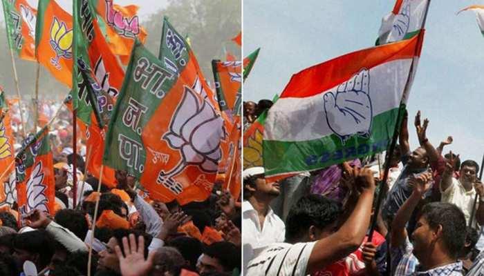 लोकसभा चुनाव 2019: दमोह में 'सूखे' से परेशान है कांग्रेस, 1989 से है BJP का राज