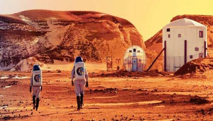 मंगल पर फिर जागी जीवन की उम्मीद, भूगर्भ में मौजूद है जल प्रणालीः अध्ययन