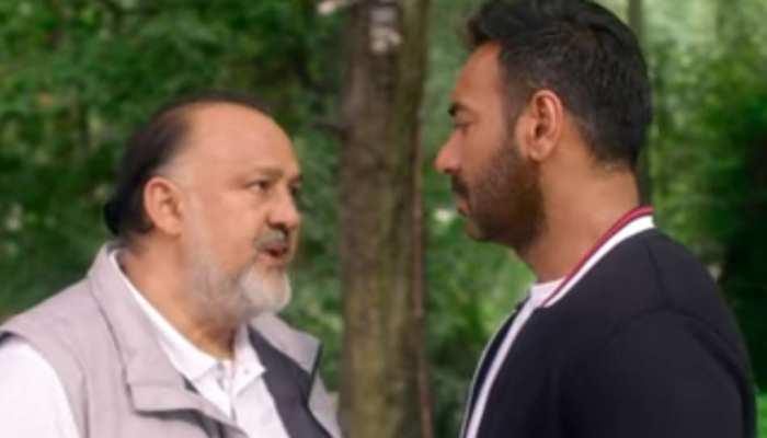 'दे दे प्यार दे' के ट्रेलर में दिखे आलोक नाथ, #MeToo के आरोपों का अजय ने दिया ये जवाब