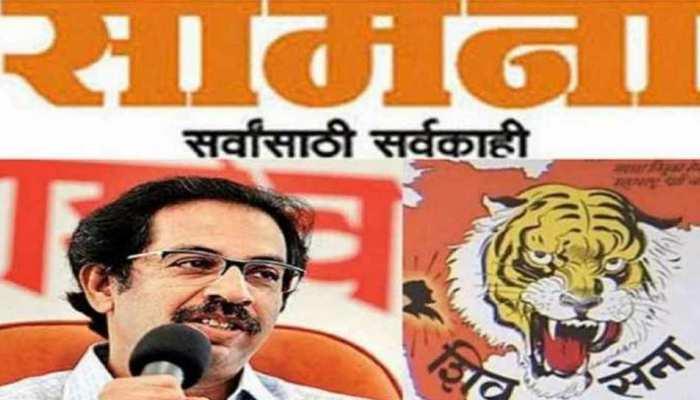 शिवसेना ने 'हिंदू आतंक' को लेकर कांग्रेस पर निशाना साधा