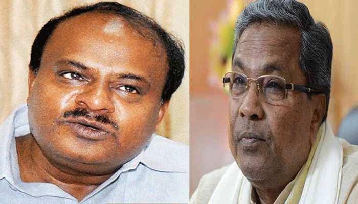 कर्नाटक: चुनाव से पहले कांग्रेस-जेडीएस में उभरे मतभेद, सीट बंटवारे से कई नेता नाखुश