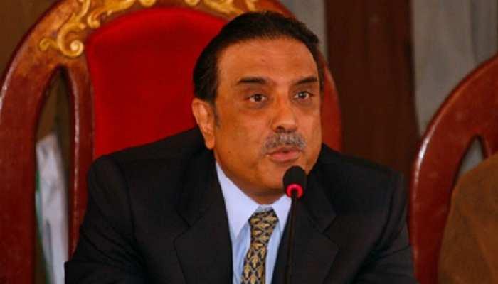 इस्लामाबाद: पूर्व राष्ट्रपति जरदारी को संपत्ति के मामले में अदालत का नोटिस