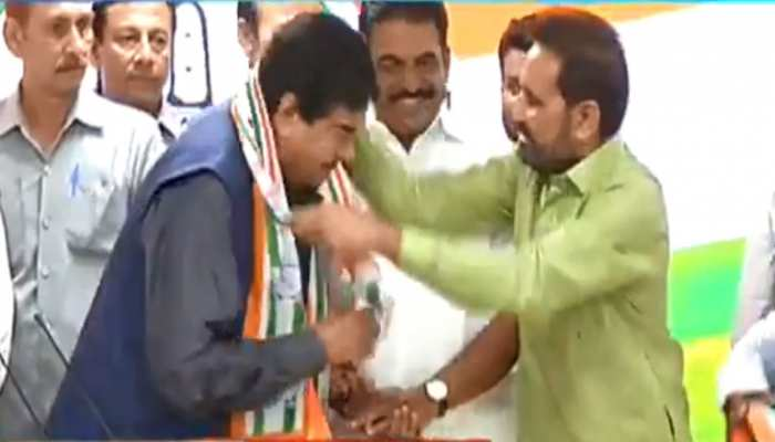 VIDEO: शत्रुघ्न सिन्हा की फिसली जुबान, बिहार कांग्रेस प्रभारी को बताया 'BJP का Backbone'