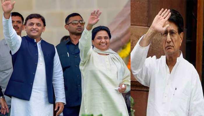 आज देवबंद से चुनावी हुंकार भरेंगे अखिलेश, मायावती और अजित सिंह, पहली बार मंच पर दिखेंगे एक साथ