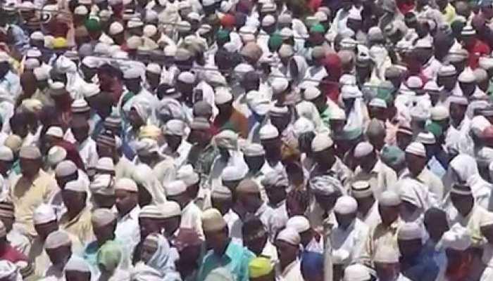 अजमेर: हजरत बाबा फखरुद्दीन चिश्ती का 9 दिनों तक चलेगा उर्स, देश-विदेश से जुटे जायरीन