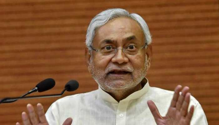 बिहार का विकास हो सके इसलिए एनडीए के साथ हैं: नीतीश कुमार