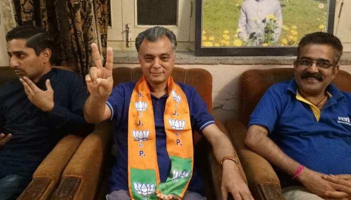 हिमाचल प्रदेश के मंत्री अनिल शर्मा का बयान, सीएम कहेंगे तो दे दूंगा इस्तीफा