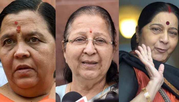 मध्यप्रदेश की राजनीति में बीजेपी के इन 3 बड़े महिला चेहरों की हुई विदाई