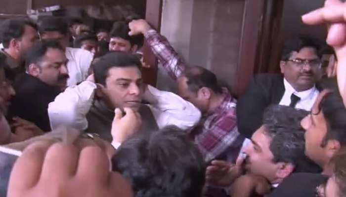 पाकिस्तान: शहबाज शरीफ के बेटे को राहत, अदालत ने गिरफ्तारी पर लगाई रोक